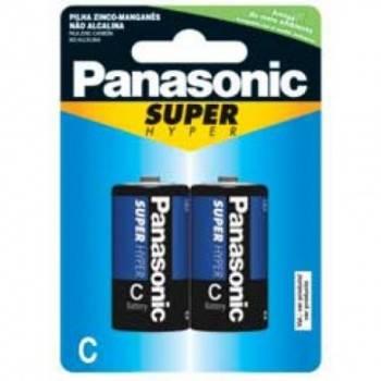 Bateria Recarregável Ni-MH Palito AAA - c/2 Baterias