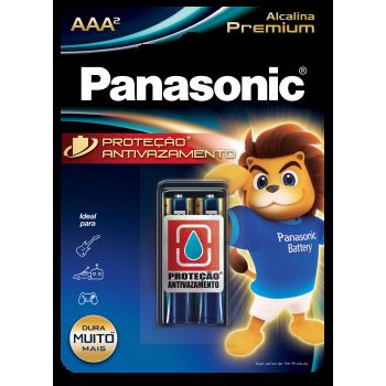 Pilha Panasonic Alcalina...