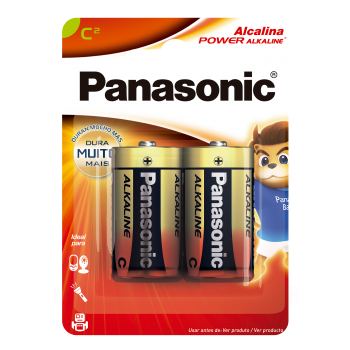 Pilha Alcalina Panasonic...