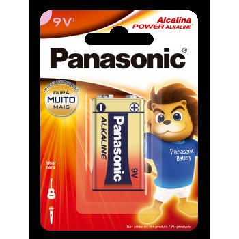 Bateria Alcalina Panasonic...