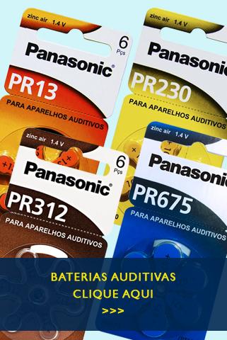 Baterias Auditivas PR13 - PR 312 - PR 230 - PR675